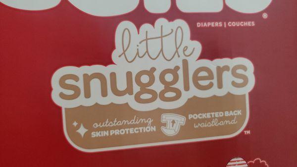 Diaper size 4 HUGGIES
