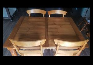 Table for Sale in Grayland, WA