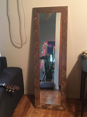 gold mirror for Sale in Los Angeles, CA