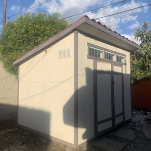 Wooden Storage Shed 7' X 9.5' for Sale in Long Beach, CA