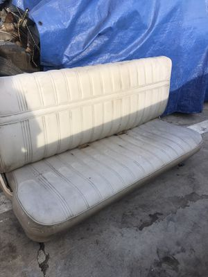 1976 Chevy c-10 seat for Sale in Whittier, CA