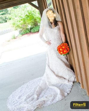 Allure Bridal Wedding Dress for Sale in Lebanon, OH
