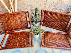 Vintage Rattan Trays for Sale in Baldwin Park, CA