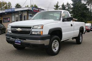 2007 Chevrolet Silverado 2500HD Classic for Sale in Seattle, WA
