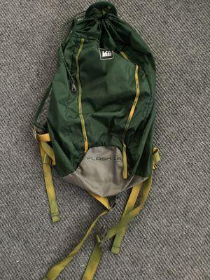 REI Flash 18 lightweight hiking backpack for Sale in Redlands, CA