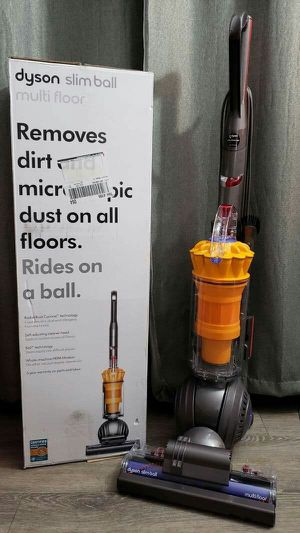Dyson slim ball multi floor vacuum cleaner removes dirt and microscopic dust on all floors - new in box for Sale in San Jose, CA