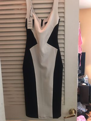 ASOS black and white dress size 2 for Sale in Wauconda, IL