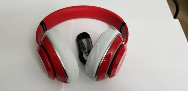 Beats by dr dre Studio 2. Wired (Red)