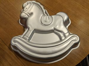 Rocking Horse cake pan for Sale in South Attleboro, MA