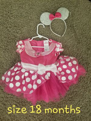 Baby girl costume for Sale in Dinuba, CA