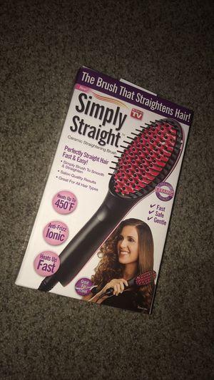 Hair brush / straightener for Sale in Lodi, CA