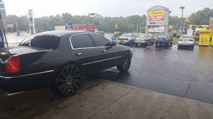 "26s, 26""rims, 6s! all black 5x114 for Sale in Baltimore, MD"