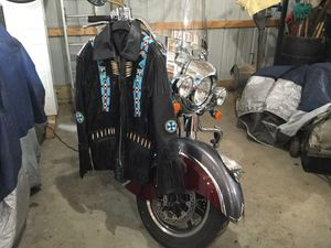 Indian Motorcycle Jacket for Sale in Galion, OH