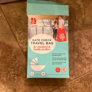 Travel Bag For Standard Strollers And Double Strollers for Sale in Riverside, CA