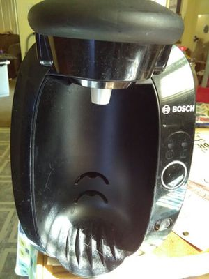 The TASSIMO T20 Single Cup Brewing System for Sale in Detroit, MI