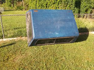 Camper Shell for Sale in Moultrie, GA