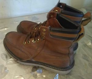 Work boots size 9 men's for Sale in Aurora, CO