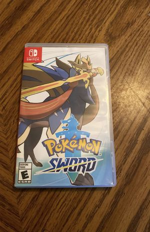 pokemon sword for nintendo switch for Sale in Columbus, OH