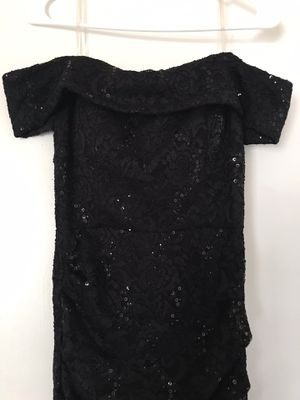 Cute Sequin Black Prom Dress for Sale in North Las Vegas, NV