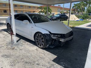 Audi A7 for parts for Sale in Three Lakes, FL