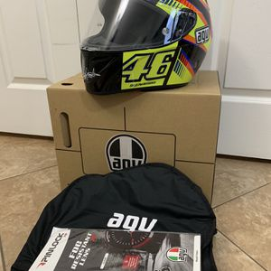 AGV Veloce S Carbon Fiber Helmet for Sale in Corona, CA