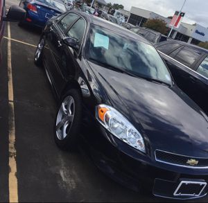Chevy Impala/ $2000 down payment for Sale in Houston, TX