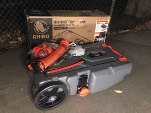 RHINO 28g RV Tote Tank - NEW for Sale in Los Angeles, CA
