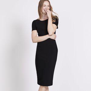 Boden   'Elsa Ottoman' Black Stretch Midi Dress- SZ 8L for Sale in Henderson, NV