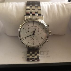 Tissot Carson Premium Men's Chronograph Watch for Sale in Lakewood, CA