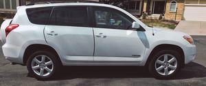 White 06 Toyota Rav4 NEW tires for Sale in Wichita, KS