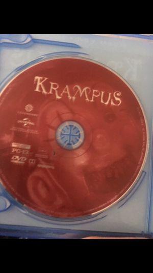 Krampus dvd for Sale in Pueblo, CO