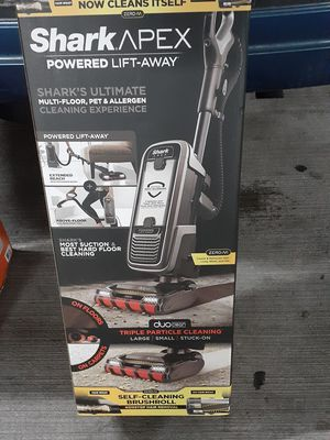 Shark apex vacuum for Sale in Baltimore, MD