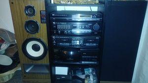 Yamaha 360 Watt stereo system for Sale in Philadelphia, PA