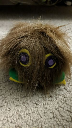 Hand-made Yu-gi-oh Little Kuriboh Plush Doll Stuffed Animal for Sale in Westerville, OH