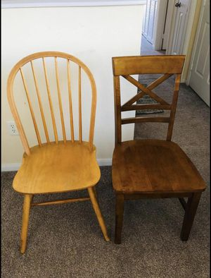 Wooden Chairs for Sale in Englewood, CO