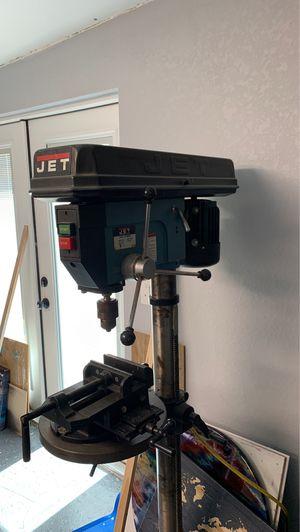 Jet drill press for Sale in Lake Worth, FL