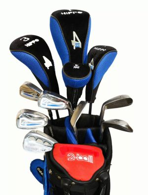 Hippo 4OS Hybrid Complete Golf Set Right Handed for Men for Sale in San Diego, CA