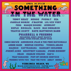 Something In The Water Ticket! for Sale in Annandale, VA