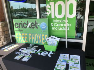 Free Phones at Cricket!!! for Sale in Norcross, GA