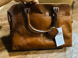 Brand New Leather laptop business bag. Multipurpose Bag for Sale in Plano, TX