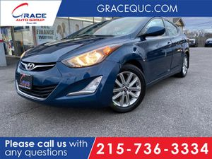 2016 Hyundai Elantra for Sale in Morrisville, PA