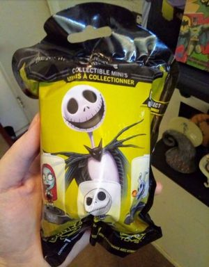 Disney mystery mini nightmare before Christmas collectible for Sale in Fresno, CA