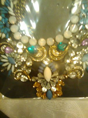 Costume jewelry big necklace. New for Sale in Freeland, PA