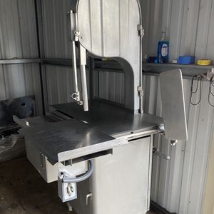 Biro Meat Bone Saw Machine 3 HP Vol 208 3 PH for Sale in The Bronx, NY