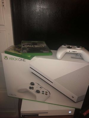 Xbox One S 1T Barely Used for Sale in Port St. Lucie, FL
