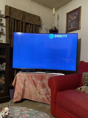 Samsung 65' 4K curve smart tv for Sale in Powhatan, VA