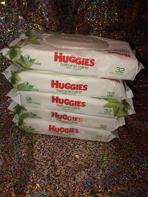 Huggies Wipes Set for Sale in Orlando, FL