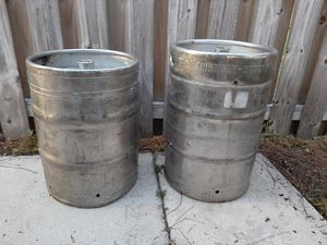 Two beer kegs for cores for Sale in VLG WELLINGTN, FL