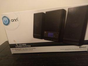 Mini Stereo System for Sale in Lincoln, NE