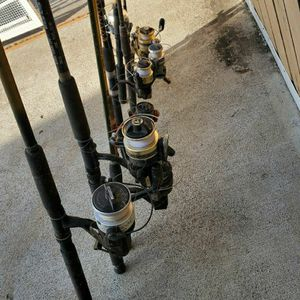 fishing rods for Sale in San Leandro, CA
